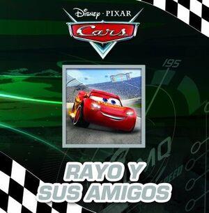 CUENTOS CARS 123 SBBB