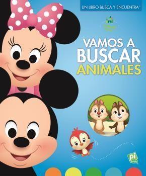 BUSCA Y ENCUENTRA VENTANAS DISNEY BABY ANIMALS HNS M1LF