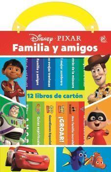 MI PRIMERA LIBRERIA DISNEY PIXAR FAMILIA Y AMIGOS M1L