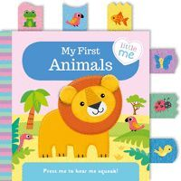 MY FIRST ANIMALS (CLOTH BOOK)