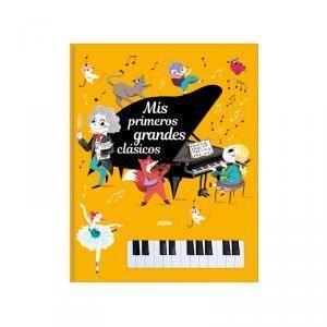 PRIMEROS GRANDES CLASICOS.PIANO.