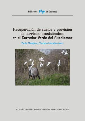RECUPERACION DE SUELOS Y PROVISION DE SERVICIOS ECOSISTEMICOS EN EL CORREDOR VER