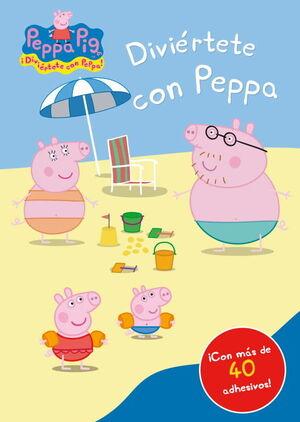 DIVIERTETE CON PEPPA (PEPPA PIG. ACTIVIDADES)