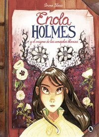 ENOLA HOLMES Y EL ENIGMA DE LAS AMAPOLAS BLANCAS (ENOLA HOLMES. LA NOVELA GRAFIC