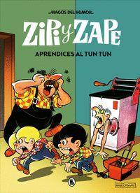 ZIPI Y ZAPE APRENDICES AL TUN TUN. (MAGOS DEL HUMOR 27)
