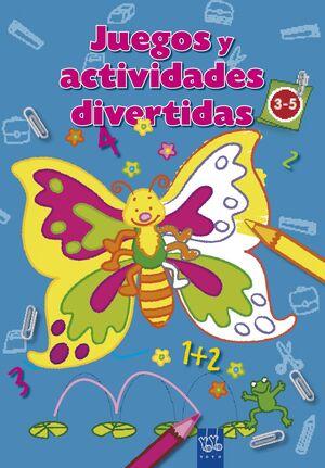 JUEGOS Y ACTIVIDADES DIVERTIDAS. CELESTE