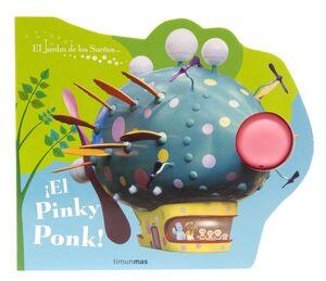 ¡EL PINKY PONK!