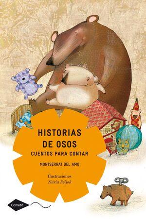 HISTORIAS DE OSOS. CUENTOS PARA CONTAR