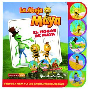 LA ABEJA MAYA. EL HOGAR DE MAYA