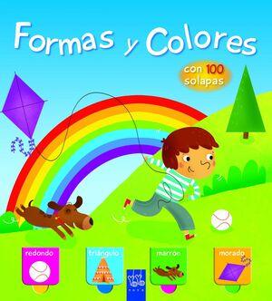 FORMAS Y COLORES. CON 100 SOLAPAS