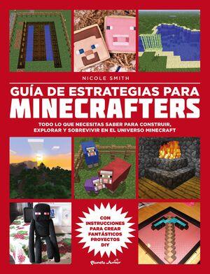 GUIA DE ESTRATEGIAS PARA MINECRAFTERS