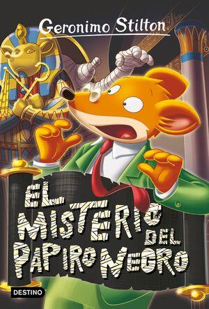 EL MISTERIO DEL PAPIRO NEGRO