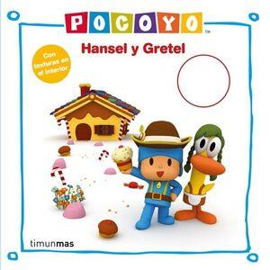 POCOYO. HANSEL Y GRETEL CON TEXTURAS