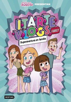 ITARTE FAMILY 1. ¡TODOS SOMOS HEROES!