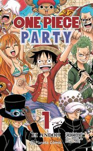 ONE PIECE PARTY Nº01