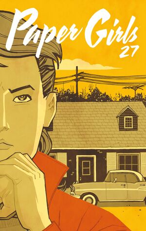 PAPER GIRLS Nº 27/30