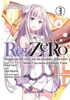 RE:ZERO CHAPTER 2 Nº 03