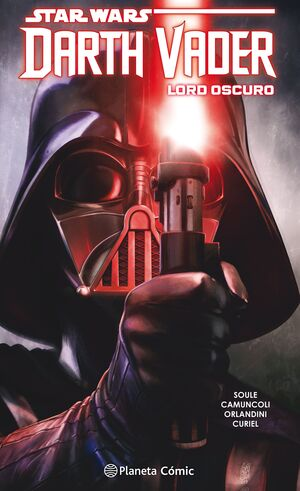 STAR WARS DARTH VADER LORD OSCURO TOMO Nº 02/04