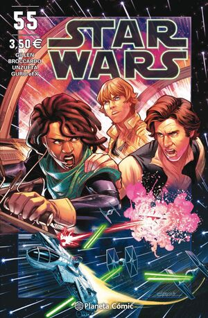 STAR WARS Nº 55/64