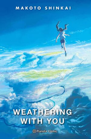 WEATHERING WITH YOU (NOVELA)