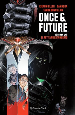 ONCE AND FUTURE Nº 01