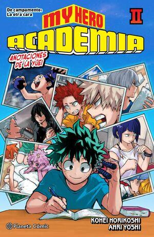 MY HERO ACADEMIA Nº 02 (NOVELA)