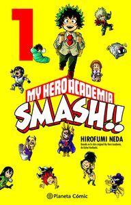 MY HERO ACADEMIA SMASH Nº01/05