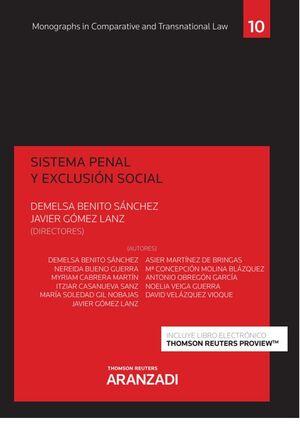 SISTEMA PENAL Y EXCLUSION SOCIAL (PAPEL + E-BOOK)