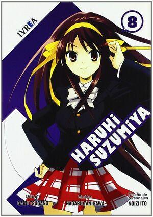 HARUHI SUZUMIYA Nº 8