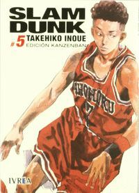 SLAM DUNK INTEGRAL 05 (COMIC)