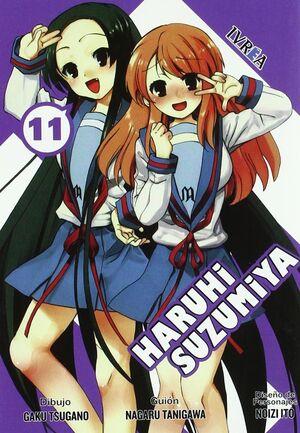 HARUHI SUZUMIYA, 11
