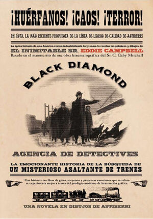 AGENCIA DE DETECTIVES BLACK DIAMOND