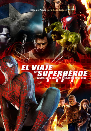 EL VIAJE DEL SUPER HEROE
