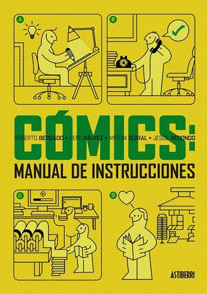 COMICS: MANUAL DE INSTRUCCIONES