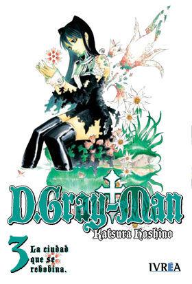 D.GRAY MAN-003.IVREA