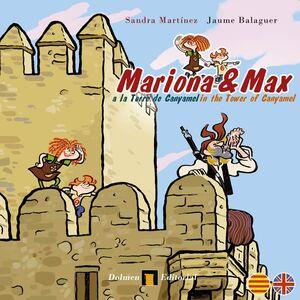 MARIONA Y MAX EN LA TORRE DE CANYAMEL (CASTELLANO/ALEMAN)