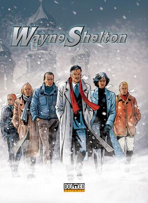 WAYNE SHELTON INTEGRAL 1