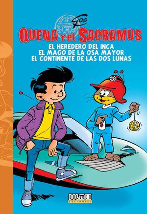 QUENA Y EL SACRAMUS VOL. 1