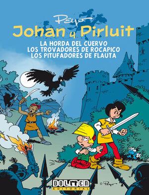 JOHAN Y PIRLUIT VOL. 6