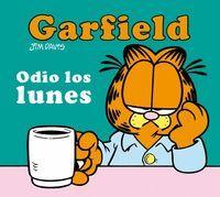 GARFIELD. ODIO LOS LUNES.