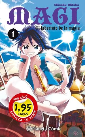 MM MAGI Nº 01  1,95