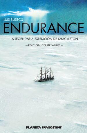 ENDURANCE (NOVELA GRAFICA)