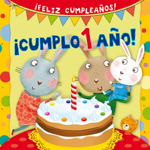 ¡CUMPLO 1 AÑO!