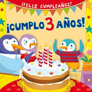 ¡CUMPLO 3 AÑOS!