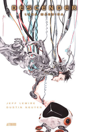 DESCENDER 2. LUNA MAQUINA