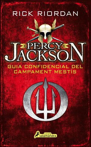 GUIA CONFIDENCIAL DEL CAMPAMENT MESTIS (PERCY JACKSON)