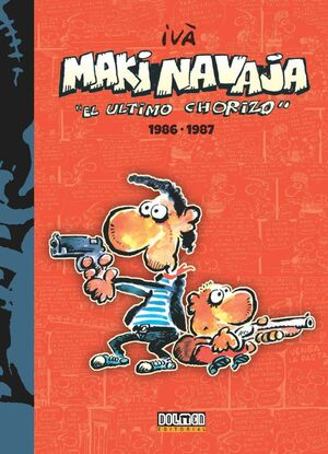 MAKINAVAJA 1986-1987