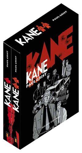 ESTUCHE EXCLUSIVO KANE (EDICION INTEGRAL)