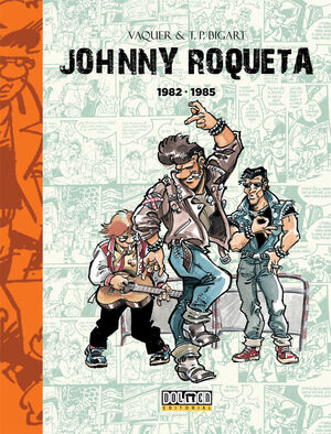 JOHNNY ROQUETA (1982 ? 1985)