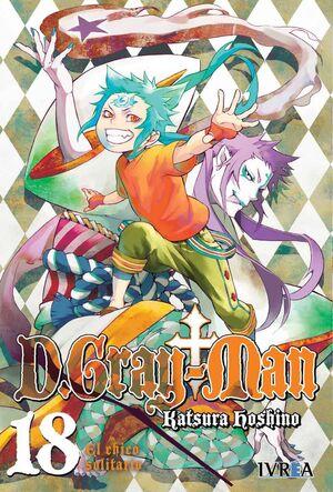 D.GRAY MAN 18